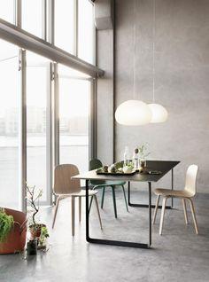 Závěsná lampa Muuto Fluid, velká | DesignVille