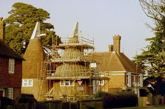 Wilsley  Oast, Wilsley Pound, Angley Road, Cranbrook, Kent by Oast House Archive