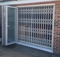 #CostelloSecurity Collapsible Gates & Grilles