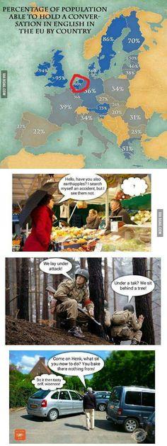 Dutch people - 9GAG