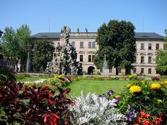 The castle of Erlangen, my hometown. The Places Youll Go, Places Ive Been, Places To Visit, Beau Site, Travel Bugs, Eastern Europe, Germany Travel, Bavaria, Beautiful Landscapes