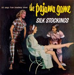 The Pajama Game/Silk Stockings — New World Theatre Orchestra