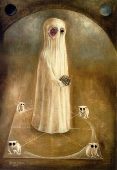 The In-Between by Leonora Carrington