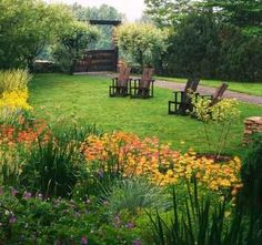 North Hill Garden, Readsboro, Vermont