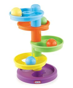 Another great find on #zulily! Ball, Drop & Roll Toy #zulilyfinds