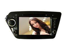 Autoradio DVD with GPS Navigator Digital TV fit Kia RIO 2012