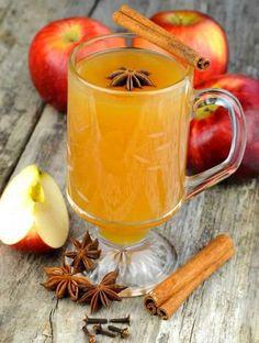 Un peu comme notre vin chaud de Noël, les américains ne jure que par le jus de pomme chaud épicé pou... - Pinterest