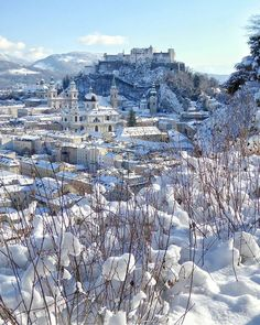 ❄ &  again in #salzburg  #salzburgaltstadt #mönchsberg #mdmsalzburg #visitsalzburg #salzburgerland #festunghohensalzburg #salzburgerland #visitaustria #myaustria #discoveraustria #ig_austria #365austria #loves_austria #bestofaustria #igersaustria #worldplaces #europe_vacations #topeuropephoto #ok_europe #weloveeurope #ig_europe #cbviews #bestcitypics #beautifuldestinations #ig_europe #wonderfulworld #travelgram #citybestpics #igsccities #travelawesome #postcardplaces