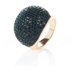 gold plating on sterling silver ball ring. Handset with micro pavé black zircon detailing. This item is presented in LÁTELITA signature jewellery box. Black Jewelry, Gold Jewelry, Jewelry Box, Jewelry Rings, Jewellery, Black Rings, Yellow Gold Rings, Black Gold, Pave Ring