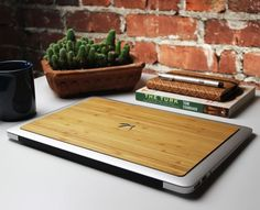 Bamboo Back for MacBook by Grove
