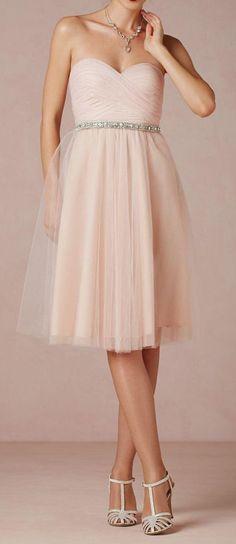 Bridesmaid idea: love this dress!