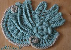Resultado de imagem para alisa freeform crochet