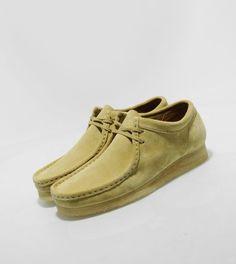 Clarks Originals Wallabee Clarks Originals, The Originals, Mens Fashion Online, Most Comfortable Shoes, Sock Shoes, Moccasins, Leather Shoes, Dress Up, Flats