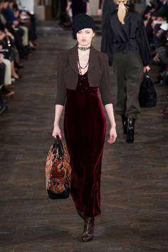 OMG love!! New York Fashion Week Fall 2013 Runway Looks - Best Fall 2013 Runway Fashion - Harpers BAZAAR