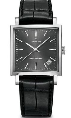 Swiss made square mens watch - Google Search