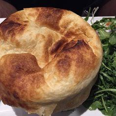 Kramerbooks & Afterwords: Bookstore and Cafe - Café Chicken Pot Pie - Foodspotting