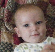 RIP 1 year old Garin Niehaus: His mother and her boyfriend arrested after Garin's body was found dumped in the woods.