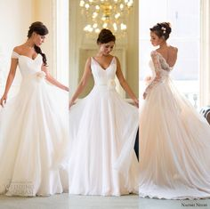 Our top editor's picks for Naomi Neoh 2014 #Wedding Dress Collection #weddingdresses #editorspicks #bridal #wedding