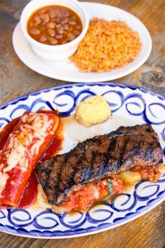 Yum! Delicious Dishes, Steak, Menu, Fresh, Food, Menu Board Design, Essen, Steaks, Meals