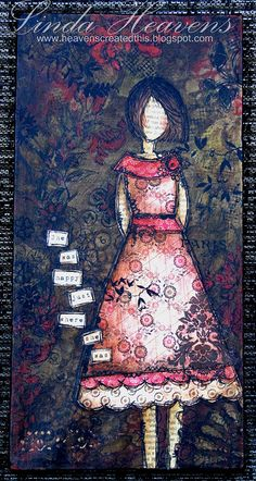 she art girl 3 by bessieheav, via Flickr