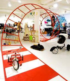 Retail Design   Store Interiors   Shop Design   Visual Merchandising   Retail Store Interior Design   Kayo, a kids concept