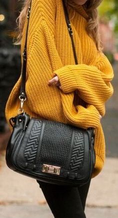 98a3c0c0bfa5 Best Outfit Ideas For Fall And Winter 31 Perfect Ways to Wear a Chunky Knit  Sweater Best Outfit Ideas For Fall And Winter Description How to Style a  Chunky ...
