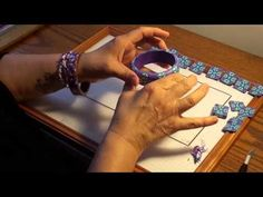 Learn how to make polymer clay purse handles on Polymer Clay TV with Shirley Rufener - YouTube