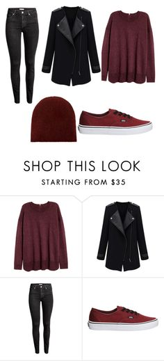 """""""Untitled #58"""" by sasukeks ❤ liked on Polyvore featuring H&M, Vans and L.K.Bennett"""