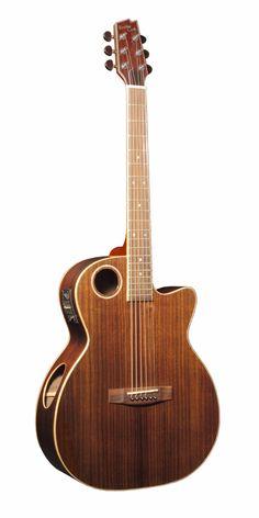 ECGC-8N - Boulder Creek Guitars San Francisco CA