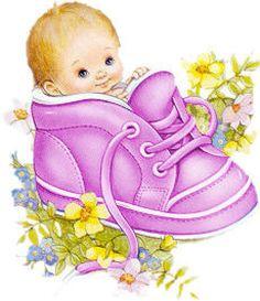 Mis Patrones Ruth Morehead® - Album nº 07 - Bebés Clipart Baby, Scrapbook Bebe, Baby Motiv, Baby Images, Baby Nursery Decor, Pretty Baby, Cute Little Girls, Baby Cards, Cute Art