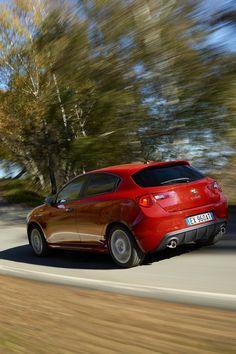 Alfa Romeo Giulietta (2015) Sprint