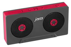 JAM Rewind Wireless Speaker (Red) HX-P540RD * Continue to the product at the image link. (This is an affiliate link) #BluetoothSpeakers