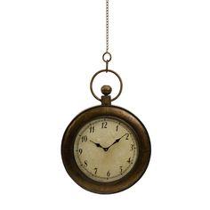 Pocketwatch clock