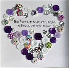 Bubble Wrap Art, Robins, True Friends, Crochet, Pouch, Hearts, Craft Ideas, Buttons, Crafty