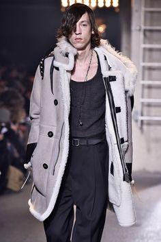 Lanvin A/W 2016 Nature Vs Nurture, Peau Lainee, Lanvin, Menswear, Coat, Jackets, Fashion, Down Jackets, Moda