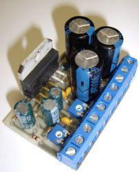 TDA7262Q Усилитель мощности звука 70W