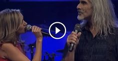 "Guy Penrod and Sarah Darling perform an emotional duet of ""Knowing What I Know About Heaven"" and it is absolutely beautiful."