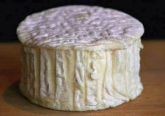 """Happy Monday! It's Cheese of the Week! This is La Tur, a mixed milk cheese from Northern Italy. This taster describes it as """"fluffy, mousse-like texture when ripe, mushroom aromas and a sour cream tang...Its flavor is earthy and full, with a lingering lactic tang."""" Pair with a St. James Winery Seyval or Sparkling Island Getaway!"""