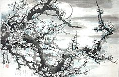 asian ink paintings - Google Search