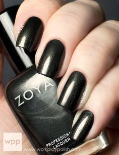 Zoya Claudine from the Fall 2013 Satins Collection