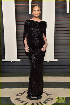 Chrissy Teigen Cringed During Stacey Dash Oscars 2016 Moment