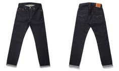 32efb56cada A Rough Guide To Levi's 501 Vintage Jeans - 1947 to 1966. Raw DenimDenim ...