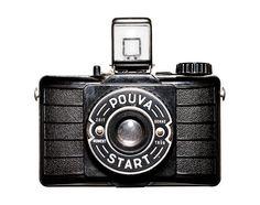 Still Life Photography | Bruce Peterson Photography - Pouva Start German Bakelite Medium Format w/ Viewfinder