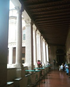 Martedì al Chiostro  #chiostrodelbramante #Roma #art #beautifuldestinations #buildings #Rome #citylife #italy #lifestyle #events #exhibitions #paint #photography #mostre #instamood #travelingram #relaxing #coffeetimes #loveitall #igersoftheday #igersitalia #igersroma #architecturelovers #architecture