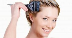 The Fashion and Makeup Review Blog: How to do your hair coloring naturally in home wit...