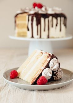 After last week's discussion of cooking compromises, I felt honor-bound to share the recipe that makes me choose baking cakes from scratch over using a mix