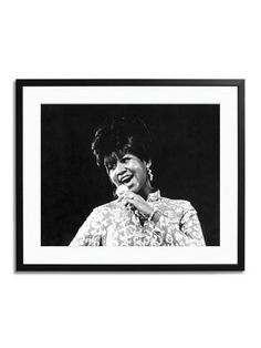 Aretha Franklin by Sonic Editions on Gilt Home