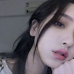 Image about girl in Ulzzang by Londa Piper on We Heart It Korean Makeup, Korean Beauty, Asian Beauty, Ulzzang Fashion, Ulzzang Girl, Beauty Makeup, Hair Makeup, Hair Beauty, Korean Girl
