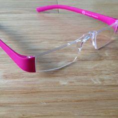 2b0b865041 Pink designer reading glasses for Valentine s Day!