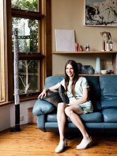 Virginia Martin Melbourne Home Tour
